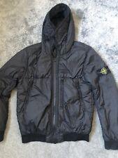 Mens Stone Island Jacket, Size M, Black, VGC Worn Once!