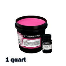 CCI ProChem DXP - Dual Cure Diazo Emulsion Silk Screen Printing - 1 QT