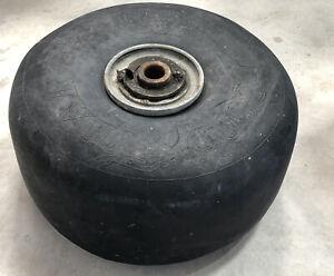 Vintage Warbird Goodyear/Airwheel Aircraft Wheel & Tire, 22x10-4, Mancave!!