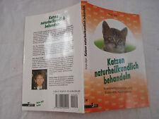 Katzen naturheilkundlich behandeln Sonja Jäger