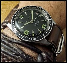 ULTRA RARE ORIENTAL SKIN DIVER 20 ATMOS STUNNING CONDITION, VINTAGE STEEL WATCH