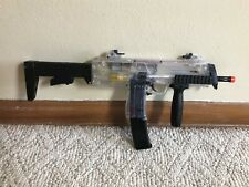 Heckler & Koch HK MP7 Airsoft Rifle Missing Battery + Charger J6