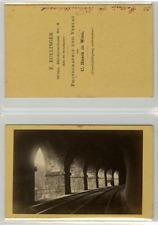 F. Rollinger, Autriche, Österreich, Gallerie in Weinzettelwand, Breitenstein CDV