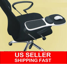 Home Office Computer Arm Rest Chair Armrest Mouse Pad Mat Wrist Support Long NEW