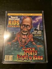 Michael Jordan Mag Sports Illustrated For Kids SI Spooky Special 1997 Near Mint
