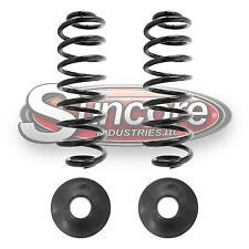 1998-02 Lincoln Navigator 2WD Rear Air Suspension to Coil Spring Conversion Kit
