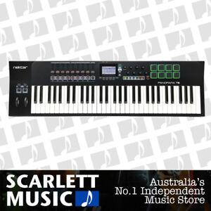 Nektar Panorama T6 ( T-6 ) 61-Key Performance MIDI Controller Keyboard
