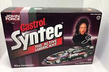 1:24 Die Cast 1998 MUSTANG Funny Car Action Platinum Signed Tony Pedregon SELENA