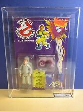 RARE vintage RAY STANTZ action figure GHOSTBUSTERS carded MOC UKG not AFA P63