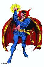 Vintage Reprint - Dr. Strange - Marvel Personality Poster - Original Size