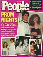People Magazine - May 27, 1996 - Prom Nights of the Stars, Janet Jackson