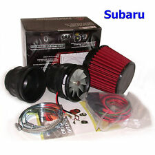 Intake Supercharger Kit Turbo Chip Performance For Subaru