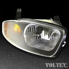 2003-2005 Chevrolet Cavalier Headlight Lamp Clear lens Halogen Right Side