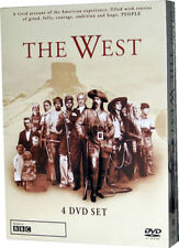 The West DVD by Ken Burns - NEW SEALED