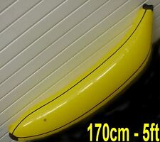 Inflatable Jumbo Banana Giant 162cm 5' Fancy Dress Novelty New in Pack