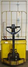 Yale Electric Pallet Jack model MPB040ACN24C2736  7797LR