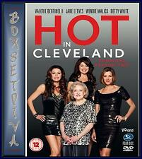 HOT IN CLEVELAND- THE COMPLETE SERIES SEASON  2  ***BRAND NEW  DVD***