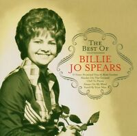 "BILLIE JO SPEARS ""VERY BEST OF"" CD NEUWARE"
