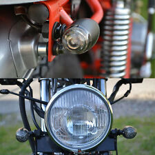 Motorcycle Turn Signals Indicator Light Bullet For Triumph Scrambler Cafe Racer