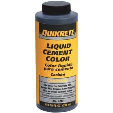 Quikrete Charcoal 10 Oz Liquid Cement Color 1317-00 - 1 Each