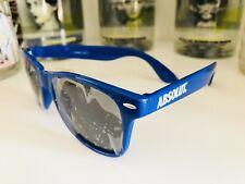 SAMMLUNGSAUFLÖSUNG !!! ABSOLUT VodkaSonnenbrille / Sunglasses BLUE ** NEU **
