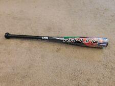 "New Rawlings Fuel 27"" Drop 8 Navy, Red & White Youth Baseball Bat"