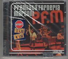 PREMIATA FORNERIA MARCONI P.F.M. PRIME IMPRESSIONI LINEATRE  PFM CD F.C. SIGIL.
