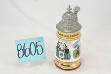 Pre Ww1 German Infantry Beer Stein