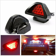 12V F1 Style 12-LED Red High Power Car SUV Rear Tail Low Third Brake Stop Light