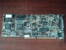 Sigma MM120 Multimode 120 ISA Video Card TSENG ET4000 ET4000AX MMA-PC-00020