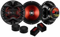 "Component Set - BOSS Audio Car Speakers 6.5"" Full Range, 300W Car Audio Systems"