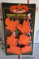 Good Cook Halloween Cookie Cutters 6 Piece Owl Devil Ghost Pupmkin