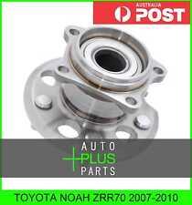 Fits TOYOTA NOAH ZRR70 Rear Wheel Bearing Hub