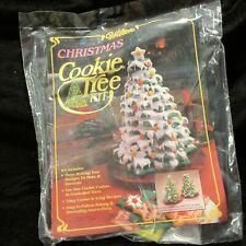 Vtg Wiltons Christmas Cookie Tree Kit
