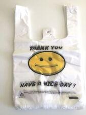 100X STÜCK kleine Plastiktüten mit Griff mini Tragetaschen Hemdchentüten 100xstk