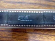 Microchip 28C64AF-15/P (8KX8) CMOS EEPROM (Lot of 15) New OLD STOCK
