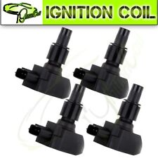 Set of 4 Brand New Ignition Coils for 2004-2008 Mazda RX-8 1.3L R2 UF501