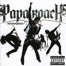 Papa Roach - Metamorphosis [New CD] UK - Import