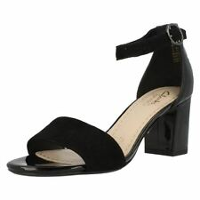Evening Suede Ankle Straps Sandals & Beach Shoes for Women