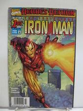 *Iron Man v3 1-15 LOT (Invincible, 1998)
