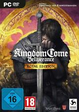 Kingdom Come Deliverance Royal Edition deutsch | PC DVD | NEU & OVP