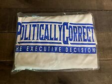 Jihad Scudder Politically Correct The Executive Decision T-Shirt White Large NEW