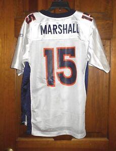 BRANDON MARSHALL Denver Broncos #15 Reebok NFL Vintage Football Jersey  L 14/16