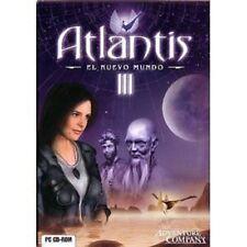 ATLANTIS 3 el nuevo mundo (spanish version)