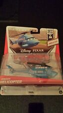 Disney Pixar cars Dinoco Helicopter US card