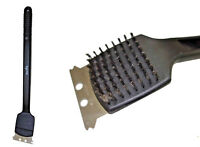 Char Broil Cool Clean Grill Bristle Brush BBQ Cleaning Tool Grilling Long Handle