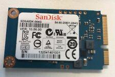 SanDisk 64GB mSATA SSD SDSA5DK-064G SD6SF1M-064G-1022 6G 54-90-20801-064G