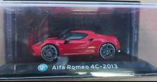 Coche Deportivo Alfa Romeo 4C Competizione 2013  (1/43)  SUPERCARS GT EXCLUSIVOS