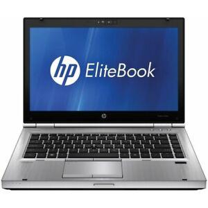 "HP EliteBook 8460p Notebook 14"" Core i5-2520M, RAM 4GB, HDD 500 GB. Grado B"