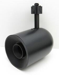 Halo Power-Trac L1742MBX Lamp Head Track Light Fixture, Black, for MR16 Lamp